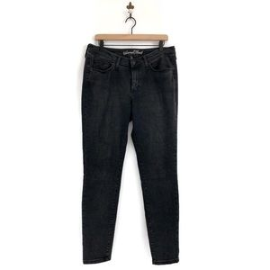 Universal Thread Washed Black Curvy Skinny Jean 14